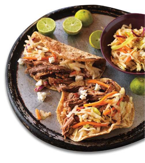 Authentic Beef Tacos