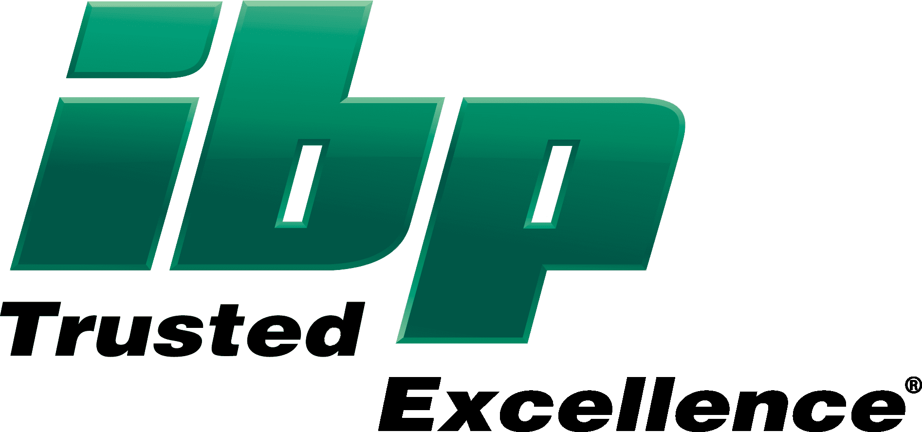 ibp trusted excellence logo