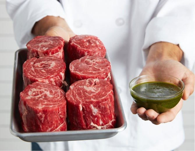 Foodservice Beef Cuts