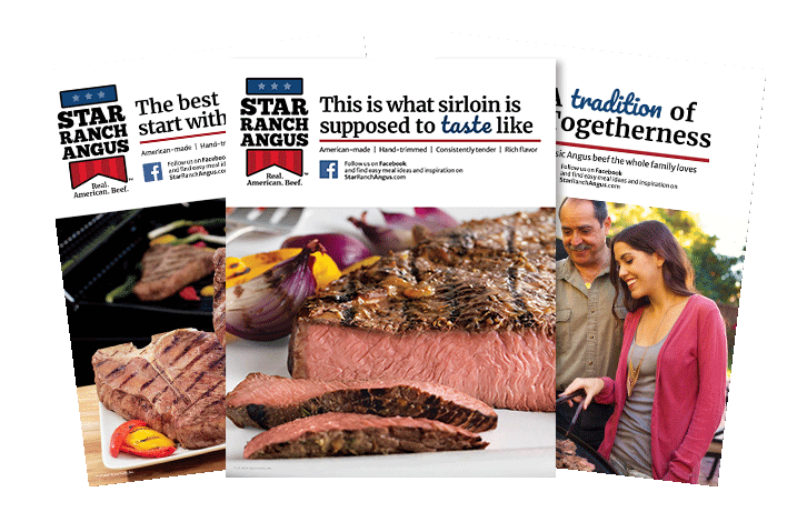 Star Ranch Angus Posters